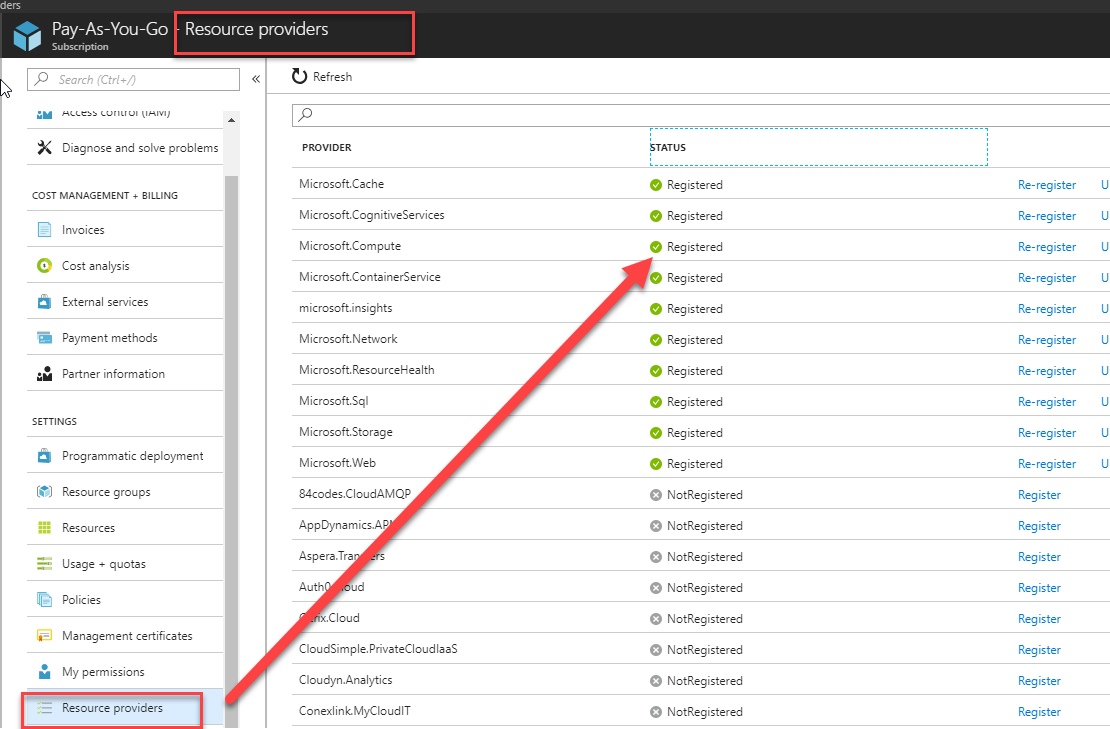 Configuring Azure Kubernetes Service (AKS) from the Azure